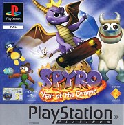 Spyro: Year of the Dragon PS1