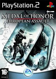 Carátula de Medal of Honor: European Assault - PS2