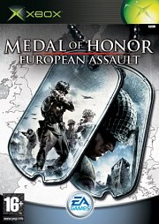 Carátula de Medal of Honor: European Assault - XBOX