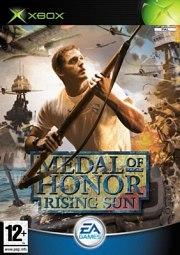 Carátula de Medal of Honor: Rising Sun - XBOX