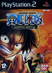 Carátula de One Piece Grand Battle - PS2