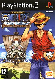 Carátula de One Piece: Grand Adventure - PS2