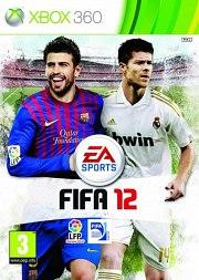Carátula de FIFA 12 - Xbox 360