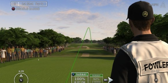 Tiger Woods PGA Tour 12 PS3