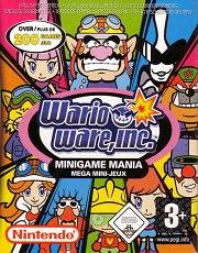 Carátula de WarioWare, Inc: Minigame Mania - Wii U