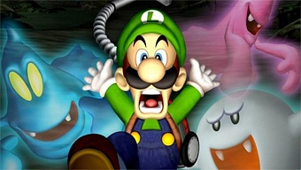 El clásico Luigi's Mansion de Gamecube se adaptará a 3DS