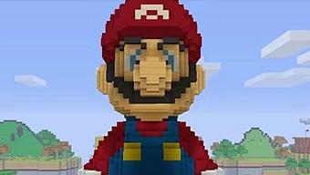 Video Minecraft, Super Mario Mash-Up Pack