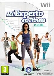 Carátula de Mi Experto en Fitness: Club - Wii