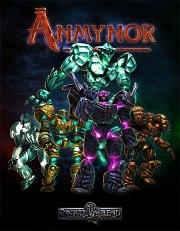 Carátula de Anmynor - PC