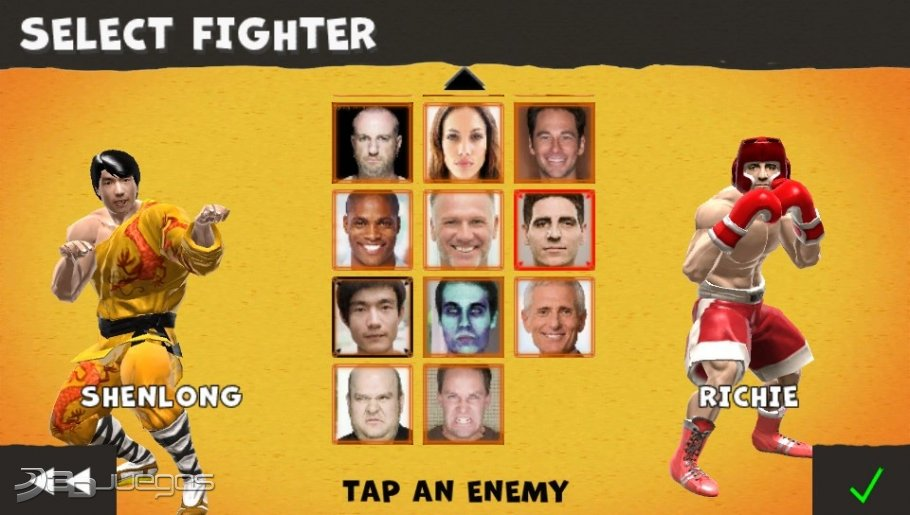 Reality Fighters - An�lisis