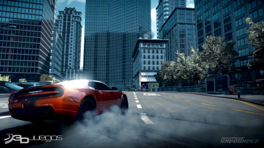 Ridge Racer Unbounded - Impresiones Level Up