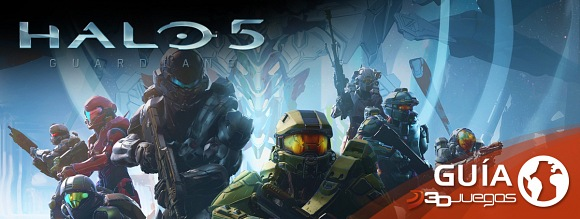 Guía Halo 5
