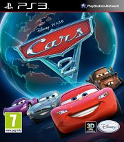 Carátula de Cars 2 - PS3