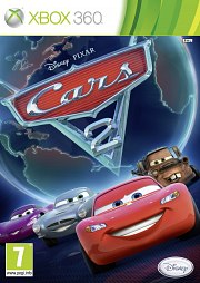 Carátula de Cars 2 - Xbox 360