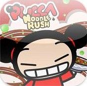 Carátula de Pucca Noodle Rush - iOS