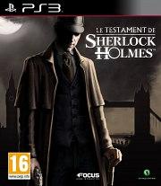El Testamento de Sherlock Holmes PS3