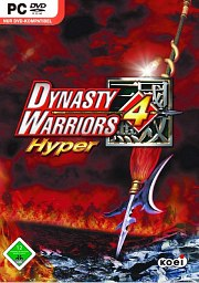 Carátula de Dynasty Warriors 4: Hyper - PC