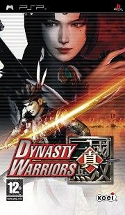 Carátula de Dynasty Warriors - PSP