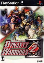Carátula de Dynasty Warriors 2 - PS2