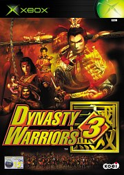Carátula de Dynasty Warriors 3 - XBOX