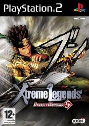 Carátula de Dynasty Warriors 5: Xtreme - PS2