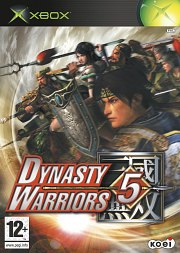 Carátula de Dynasty Warriors 5 - XBOX