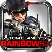 Carátula de Rainbow Six: Shadow Vanguard - iOS