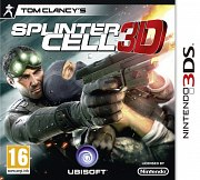 Carátula de Splinter Cell 3D - 3DS