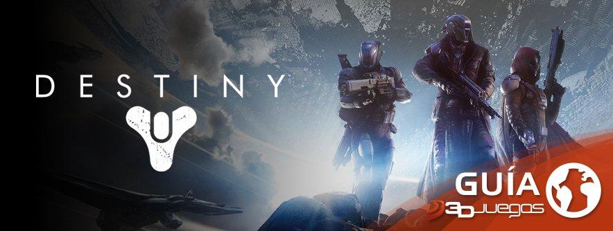 Guía Destiny