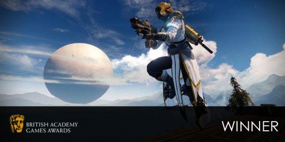 """Destiny se ha alzado con el premio a """"Mejor juego del año""""."""