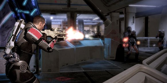 Mass Effect 2 Arrival análisis