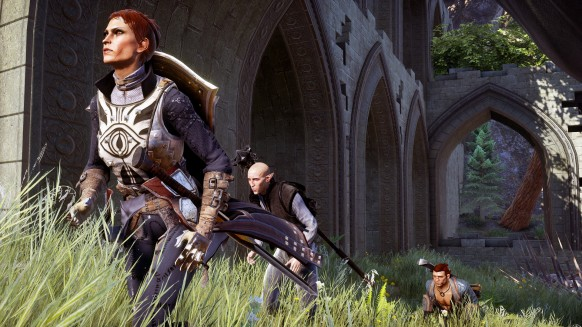 Dragon Age Inquisition: Dragon Age Inquisition: Avance