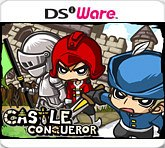 Carátula de Castle Conqueror - DS