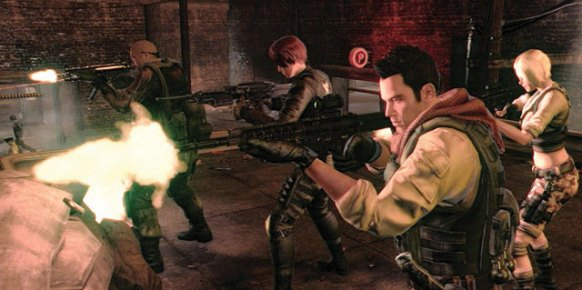 Resident Evil Raccoon City: Resident Evil Raccoon City: Impresiones multijugador competitivo