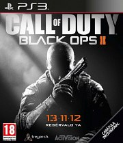 Carátula de Call of Duty: Black Ops 2 - PS3