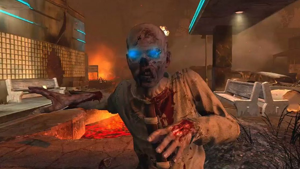 Wii U Black Ops 2 Zombies : Call of duty black ops zombie mode reveal trailer pc