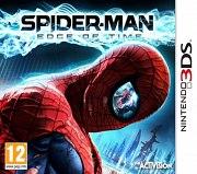 Carátula de Spider-Man: Edge of Time - 3DS