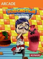 Carátula de BurgerTime World Tour - Xbox 360