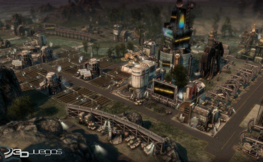 Anno 2070 - Primer contacto