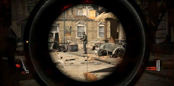 Sniper Elite V2 Xbox 360