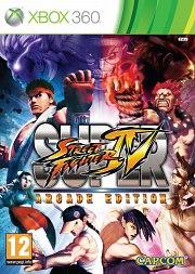Carátula de Super Street Fighter IV: Arcade - Xbox 360