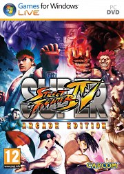 Super Street Fighter IV: Arcade