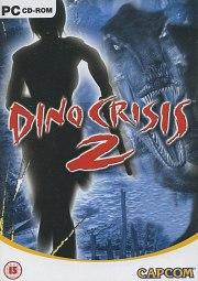 Carátula de Dino Crisis 2 - PC