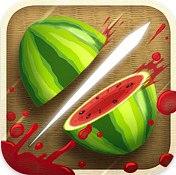 Carátula de Fruit Ninja - iOS