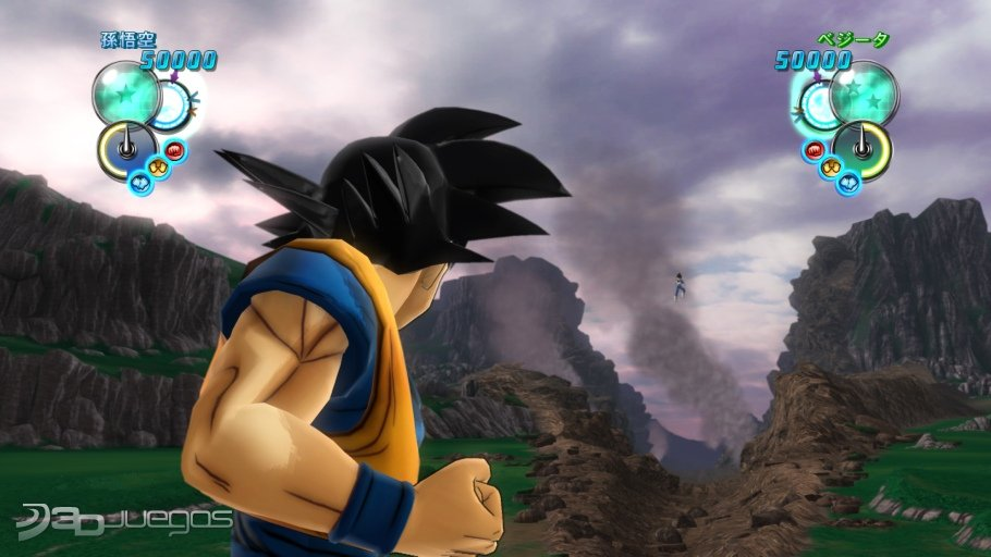 Dragon Ball Z Ultimate Tenkaichi - Impresiones