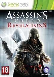 Carátula de Assassin's Creed: Revelations - Xbox 360