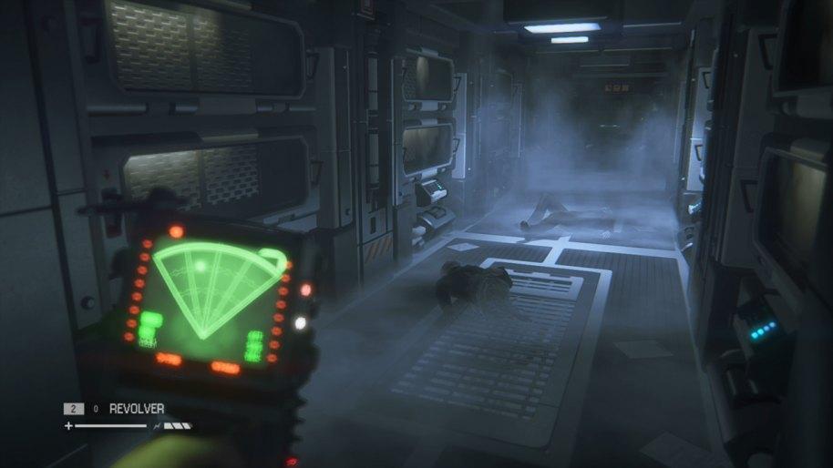 Alien Isolation Nintendo Switch
