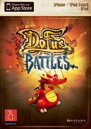 Carátula de Dofus: Battles - iOS