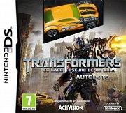 Carátula de Transformers 3: Autobots - DS