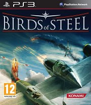 Carátula de Birds of Steel - PS3